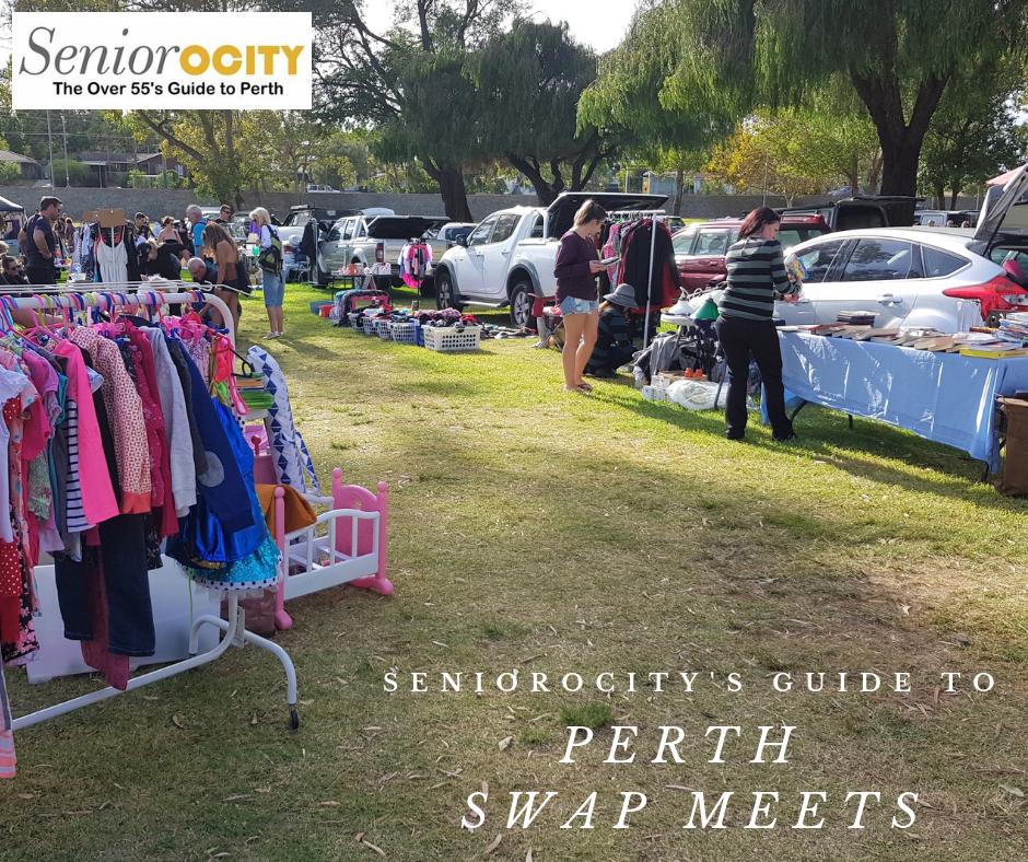 Swap Meets in Perth