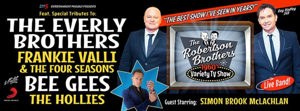 Robertson Brothers Variety TV Show - 2019 Tour