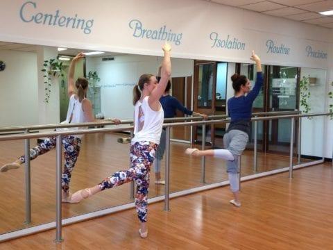 Silver Swans Adult Ballet, Karrinyup