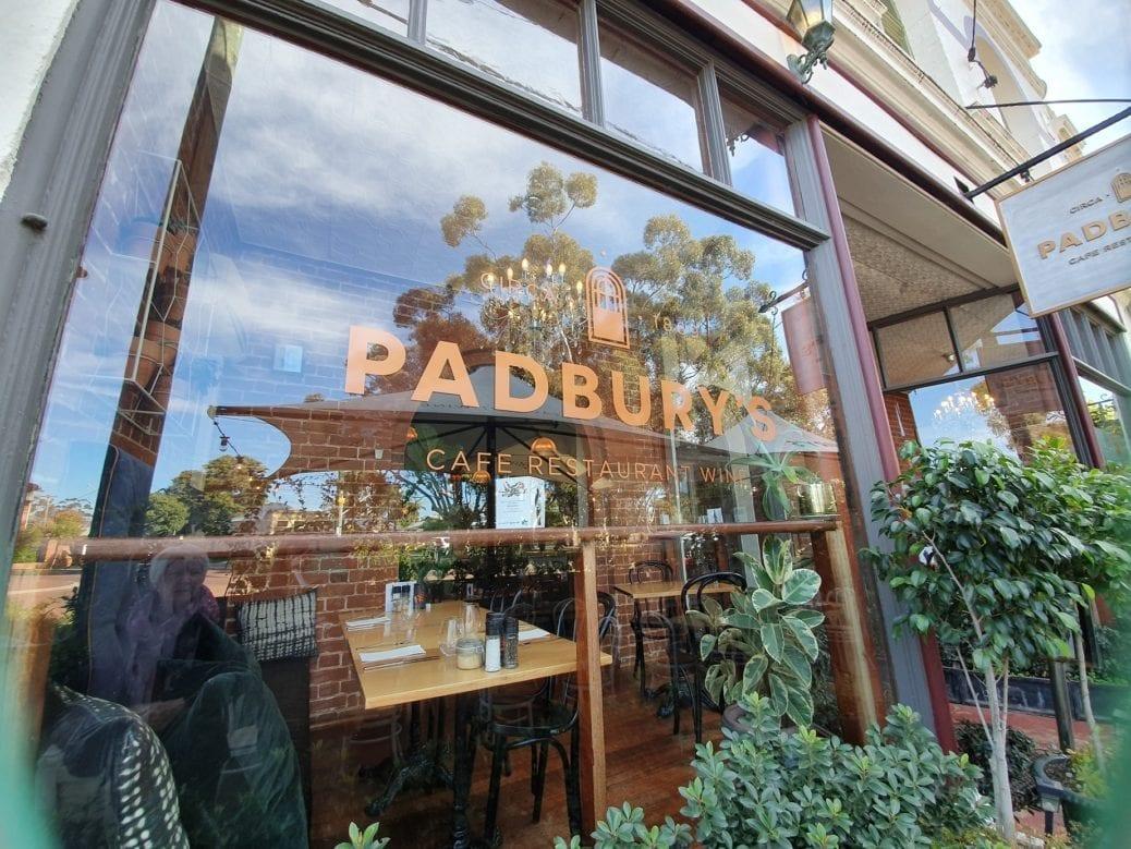 Padbury's Guildford