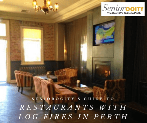 Restaurants with Log Fires in Perth