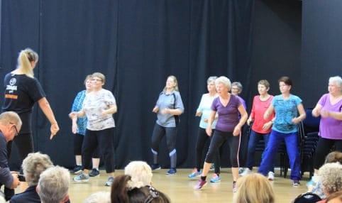 Be Active Seniors - Zumba Gold