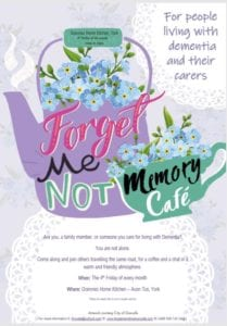 Forget-Me-Not Memory Cafe