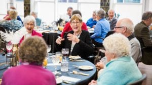 Seniors Afternoon Tea supported by Preston St IGA