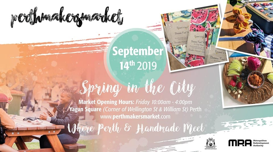 Spring in the City - September Edition