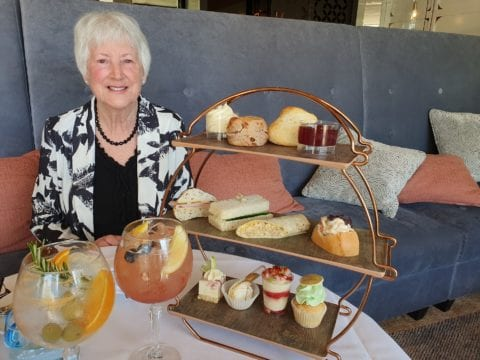 High Tea at InterContinental Perth