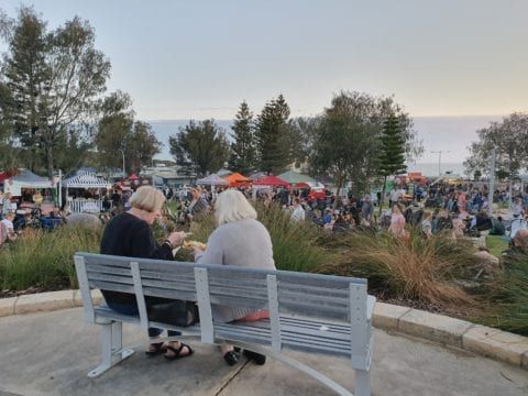 Burns Beach Twilight Markets