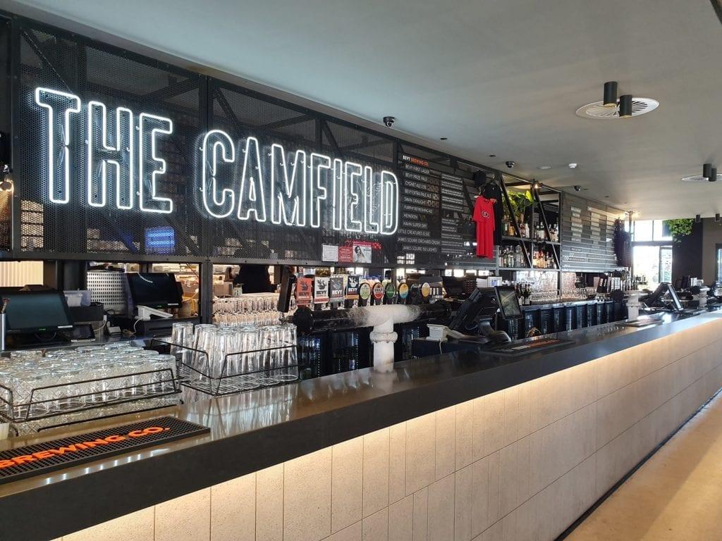 The Camfield, Burswood