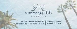 Summer X Salt Markets