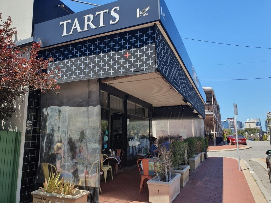 Tarts, Northbridge