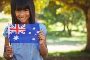 Australia Day Serpentine