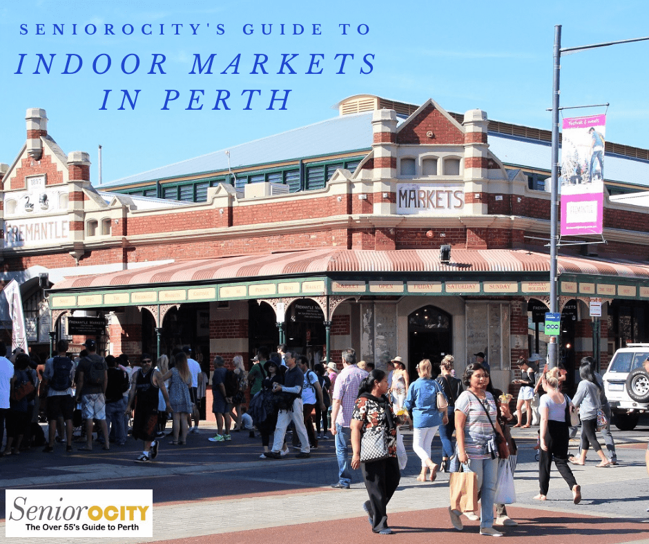 Indoor Markets in Perth