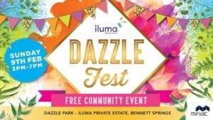 Dazzle Fest at Iluma Private Estate